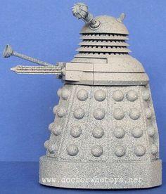 112). Underhenge Dalek (from the Big Bang)