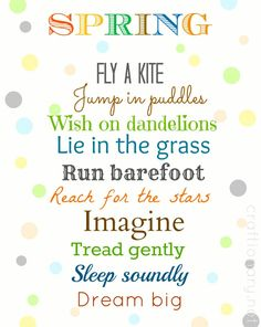 ✧Spring has sprung Spring Is Here, Spring Time, Happy Spring, Hello Spring, Happy March, Spring 2015, Spring Quotes, Scrapbooking, Scrapbook Titles