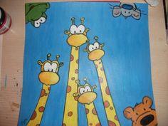 cuadros decorativos infantiles fabulosos