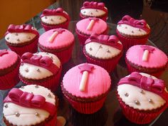 Qmel & cia: Cupcakes Princesa