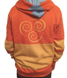 Custom hoodie inspired by Aang from Avatar: The Last Airbender. Made of 100% polyester.  The model is wearing a Mens Size Medium and is 57 and 140 lbs.  ***This jacket can take up to 4 weeks (20 business days) before being shipped as these are custom ordered and can take quite a bit of time.***  These sizes run a little small compared to standard US sizing. PLEASE look at the sizing chart in the pictures above and pick what matches your measurements best. If you have any questions or…