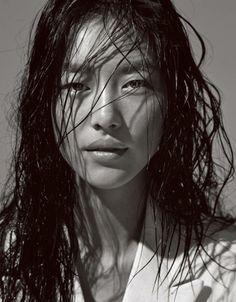 Liu Wen #liuwen #model