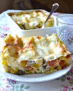 VEGETARIEN - Vegetable Lasagna