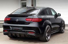 TopCar Mercedes GLE Coupe Body Kit