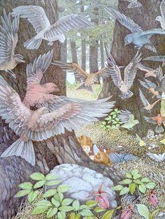 Hansel & Gretel- illustrated by Susan Jeffers