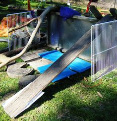 let the children play: mess vs a rich play environment