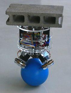 Otro robot equilibrista