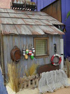 metal roof help - The Greenleaf Miniature Community