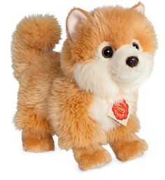 Hermann 91922 Pomeranian Standing Dog