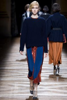 dries van noten f/w 14.15 paris