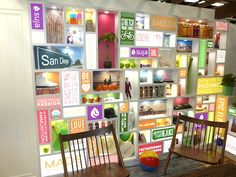Best Trade Show Booths from Natural Products Expo West 2014 – Suja, Bitsy's Brainfood on http://livingmaxwell.com
