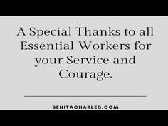 In honor of Essential Workers Weekend (Aug 14-16): A Special Thanks to A... Unsung Hero, Singing Tips, Essentials, Thankful, Cards Against Humanity, Shit Happens, Music, Musica, Musik