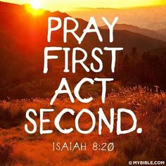 Pray at waking up in the morning and pray before going to sleep in the evening
