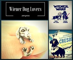 Weiner #Dog Lovers Top Gifts