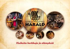 VIIKINKIRAVINTOLA HARALD Vikings, Restaurant, The Vikings, Diner Restaurant, Restaurants, Dining, Viking Warrior