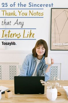 """The best thank you notes to interns are simple and straightforward, and they may have a little personalization thrown in.  If your interns at work are leaving to go back to school, you can always show them some appreciation for their work by writing them a note to say """"thank you.""""  #thankyounotestointerns #thankyouinterns #internship Best Thank You Notes, Thank You Messages, Good Luck Wishes, Learning Place, Quitting Job, Going Back To College, Free Education, Day Trading, Sales And Marketing"""