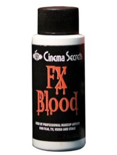 Check out Stage Blood (8 oz.) from Wholesale Halloween Costumes