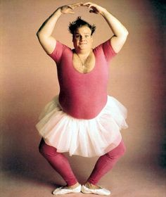 Chris Farley.