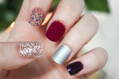 nails | the first one is the nails inc bling it on