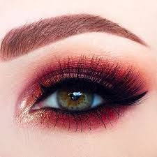 A lofty make-up for 34 professionals you need to try www.c … The make-up … - Eye Makeup Red Eye Makeup, Smokey Eye Makeup, Love Makeup, Makeup Inspo, Makeup Art, Makeup Inspiration, Beauty Makeup, Hair Makeup, Makeup Ideas