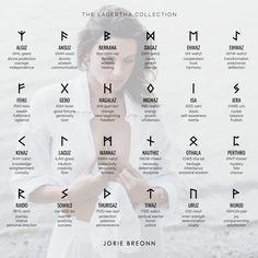 Viking Rune Layering Necklace Many Still Available Now /   Etsy Viking Rune Tattoo, Rune Viking, Viking Symbols, Viking Tattoos, Mayan Symbols, Viking Ship, Egyptian Symbols, Ancient Symbols, Symbole Justice