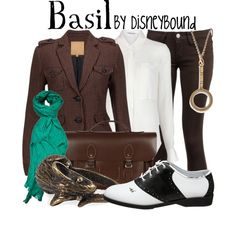 Basil by lalakay on Polyvore