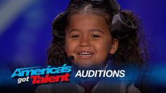 """Heavenly Joy: A Cute Kid Taps and Sings """"In Summer"""" from Frozen - America's Got Talent - Too Cute - So much personality!"""