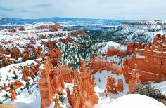 Fodors Guide 10 best National Parks to Visit in Winter (Bryce Canyon National Park)
