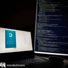 Rocking pic by @macdechmann   Work at night on my new app  #webdev #webdeveloper #webdevelopment #backenddeveloper #developer #webdesign #webdesigner #entrepreneur #freelance #workhard #startup #businessminded #programming #programmer #coding #softwaredeveloper #softwareengineering #workinprogress #webapp #geek #html #html5 #css #css3 #javascript #jquery #php #android #ui #ux