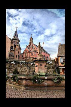 Eguishem ~ Alsace