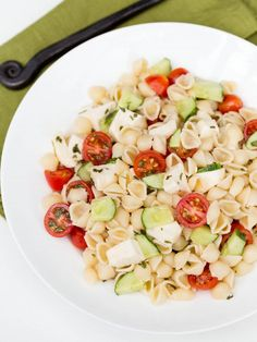 Mozzarella Pasta Salad Recipe