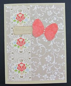Handmade Sympathy Card - News - Bubblews