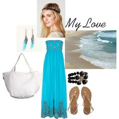 Beach Outfit!!!♥♥♥