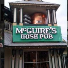 Maguire's has great bean soup and the Shepherd's pie is great!