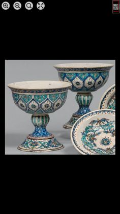 Islamic Patterns, Art Story, Ceramic Figures, Ceramic Bowls, Blue And White, China, Mom, Drawings, Tableware