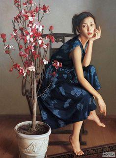 Chinese painting Li Guijun