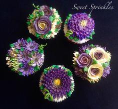 Viola - Cake by Deepa Pathmanathan