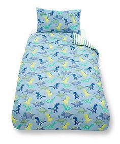 Dinosaur Single Bed Duvet Set | duvet sets & pillowcases | Mothercare
