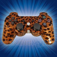 Copper Leopard Playstation 3 Modded Controller  is a perfect gift for a special gamer in your life! All of GamingModz.com PS3 modded controllers are compatible with every major game on the market today. If you decide to get one of our Xbox 360 or Playstation 3 modded controllers, your gaming experience will increase, overall performance will rise and it will allow you to compete against more experienced players. Watch the video now: http://www.youtube.com/watch?v=kFzNXSfYmq0=share