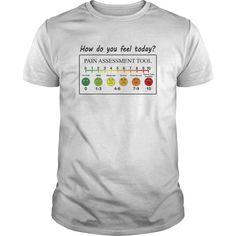 Pain assessment chart humor. how do you fe light pain assessment chart humor. how do you fe - tshirt - Tshirt