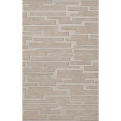 Dalyn Rug Co. Dover Putty Area Rug Rug Size: 12' x 18'
