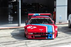 Nascar, Stock Car, Bmw M1, Bavarian Motor Works, Bmw Classic Cars, Road Racing, Bmw Cars, Cars And Motorcycles, Rally