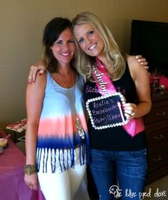 Tips for Throwing a Bachelorette Party - The Blue Eyed Dove