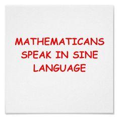 Shop mathematics poster created by jimbuf. Math Cartoons, Math Comics, Math Puns, Math Humor, Math Quotes, Funny Quotes, Nerd Jokes, Nerd Humor, Fun Math