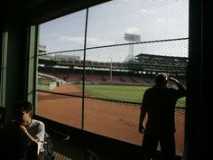 When it comes to sports bars, it doesn't get any better than Bleacher Bar in Fenway. Set below the bleachers, the bar features a huge window that looks out through center field and into the park. It's the closest you can get to the game without actually paying for a seat, and a unique way to check the oldest baseball park in America.