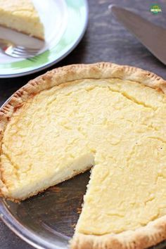 Recipe, Food And Drinks, Coconut pie. Candy Recipes, Sweet Recipes, Cheesecake Cake, Pan Dulce, Sweet Pie, Pastry And Bakery, Apple Desserts, Cake Shop, Sweet Cakes
