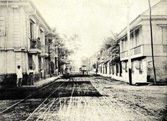 Ermita, Manila Manila, Philippine Architecture, Southern Province, National Road, Philippines Culture, Filipiniana, Old Photos, Vintage Photos, A Hundred Years