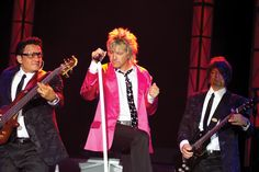 "Roderick David ""Rod"" Stewart (born 10 January 1945). I like his song ""Young Turks"""