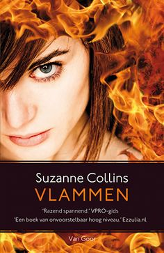 Vlammen - Suzanne Collins