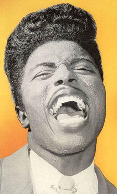 The great Little Richard http://www.youtube.com/watch?v=l7031HvXLuk